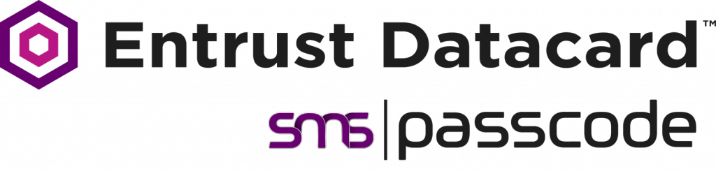 Entrust Datacard SMS Passcode logo
